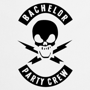 BACHELOR PARTY CREW PATCH Sportbekleidung - Kochschürze