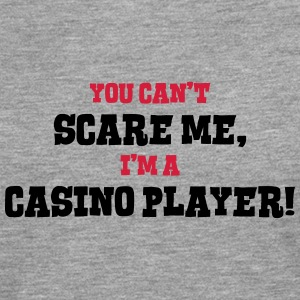 casino player cant scare me - Men's Premium Longsleeve Shirt