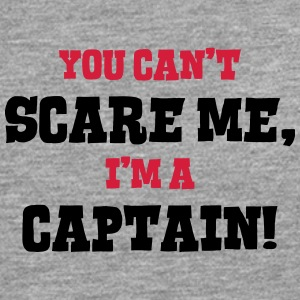 captain cant scare me - Men's Premium Longsleeve Shirt