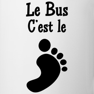 Bus / Conducteur / Travail / Métier / Job Tee shirts - Tasse