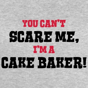 cake baker cant scare me - Men's Sweatshirt by Stanley & Stella