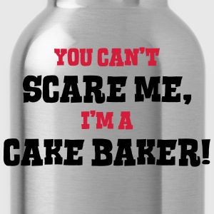 cake baker cant scare me - Water Bottle