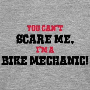 bike mechanic cant scare me - Men's Premium Longsleeve Shirt