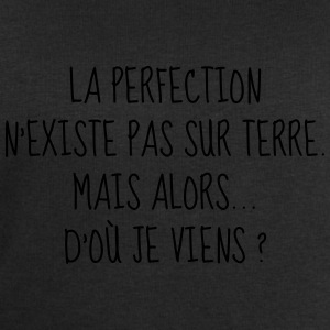 Perfection - Parfait - Citation - Humour - Comique Tee shirts - Sweat-shirt Homme Stanley & Stella