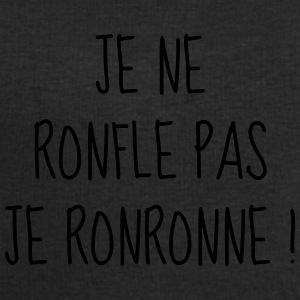Ronfler - Ronfleur - Ronfleuse - Citation - Humour Tee shirts - Sweat-shirt Homme Stanley & Stella