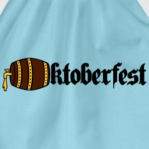 Oktoberfest, edelweiss, flower, bavaria, party, ce T-Shirts - Drawstring Bag