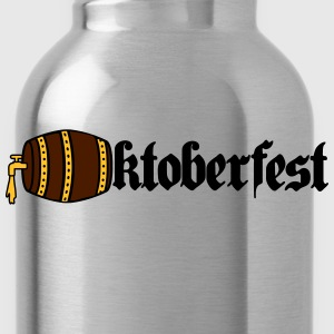 Oktoberfest, edelweiss, flower, bavaria, party, ce T-Shirts - Water Bottle