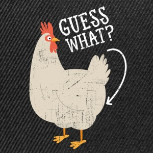 Guess What? Chicken Butt |  Funny Design T-shirts - Snapbackkeps