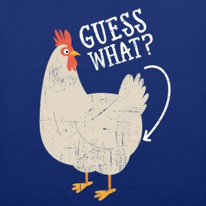 Guess What? Chicken Butt |  Funny Design T-Shirts - Tote Bag
