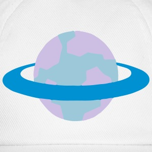 Alien Planet Ring T-Shirts - Baseball Cap