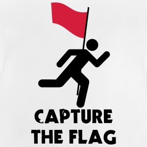 Capture The Flag Stickfigure Shirts - Baby T-Shirt