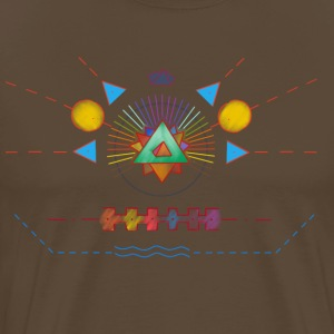 PowerLines 18 T-shirts - Premium-T-shirt herr