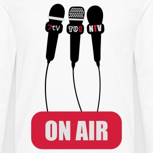 On Air Youtuber Shirt  - Maglietta Premium a manica lunga da uomo