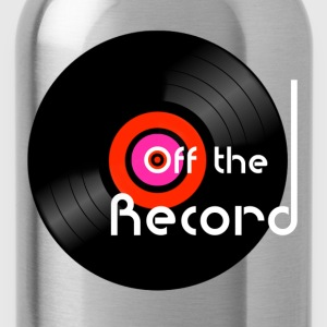 Off The Record - Water Bottle