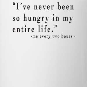 I´ve never been so hungry Tops - Tasse