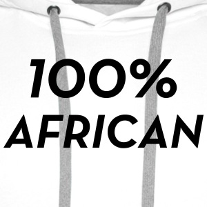 Africa / African / Afrika / Afrique / Africain Shirts - Men's Premium Hoodie