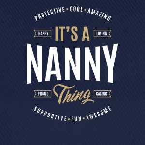 Nanny T-shirts Gifts  - Baseball Cap