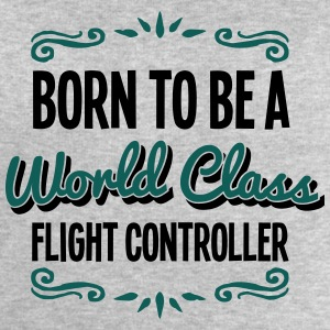 flight controller born to be world class - Men's Sweatshirt by Stanley & Stella