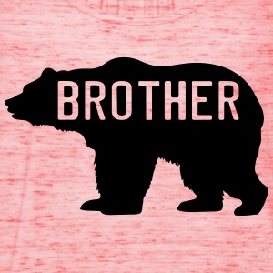 Brother Bear T-Shirts - Women's Tank Top by Bella