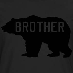 Brother Bear T-Shirts - Men's Premium Longsleeve Shirt