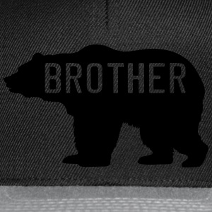 Brother Bear Shirts - Snapback Cap