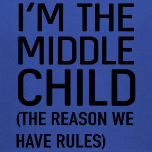 I'm the middle child. The reason we have rules Shirts - Kids' Premium Hoodie