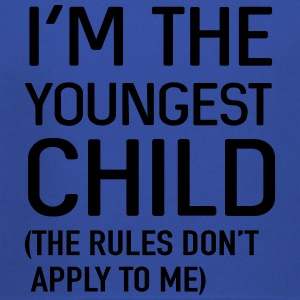 I'm the youngest child. No rules Shirts - Kids' Premium Hoodie