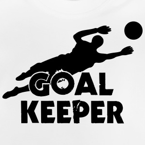 Soccer Player Goal Keeper Hoodies - Baby T-Shirt
