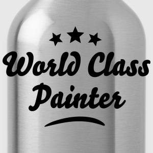 world class painter stars - Water Bottle