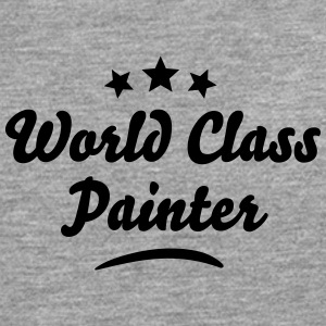 world class painter stars - Men's Premium Longsleeve Shirt
