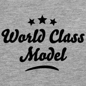 world class model stars - Men's Premium Longsleeve Shirt