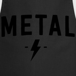 Metal Rock T-Shirts - Cooking Apron