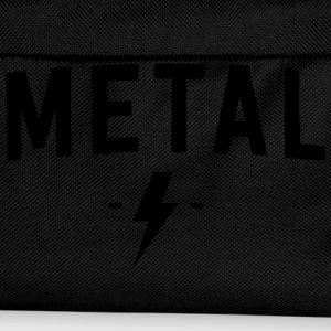 Metal Rock T-Shirts - Kids' Backpack