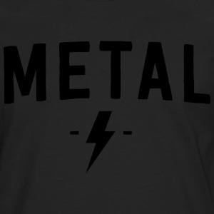 Metal Rock T-Shirts - Men's Premium Longsleeve Shirt