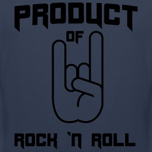 Product of rock 'n roll T-Shirts - Men's Premium Tank Top