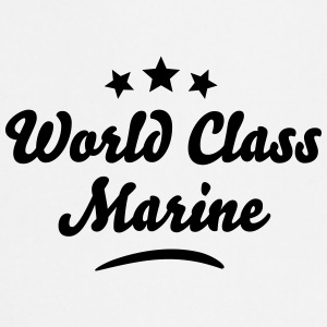 world class marine stars - Cooking Apron