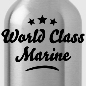 world class marine stars - Water Bottle