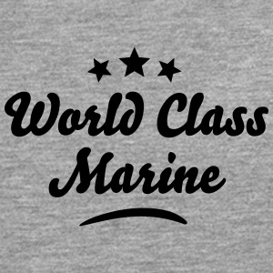 world class marine stars - Men's Premium Longsleeve Shirt