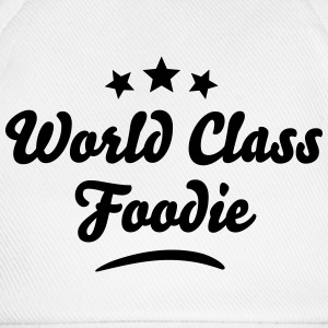 world class foodie stars - Baseball Cap