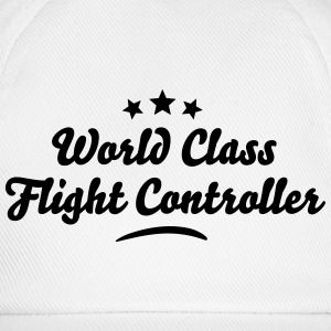 world class flight controller stars - Baseball Cap