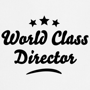 world class director stars - Cooking Apron
