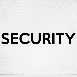 SECURITY Shirts - Baseball Cap