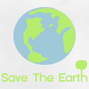 Save The Earth Quote Shirts - Baby T-Shirt