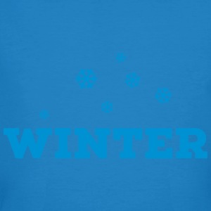 WINTER Design Hoodies & Sweatshirts - Men's Organic T-shirt