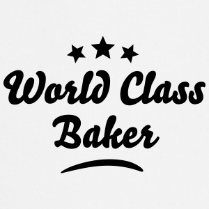 world class baker stars - Cooking Apron