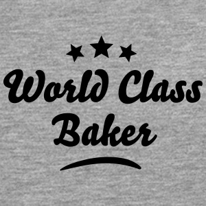 world class baker stars - Men's Premium Longsleeve Shirt