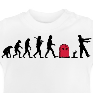 Undead Zombie Evolution Shirts - Baby T-Shirt