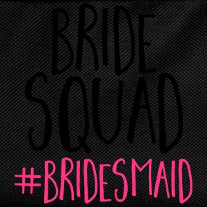 Bride Squad Bridesmaid  T-Shirts - Kinder Rucksack