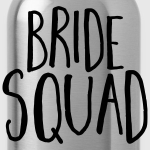 Bride Squad Hen Party  T-Shirts - Water Bottle