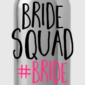 Bride Squad Bride T-shirts - Drinkfles